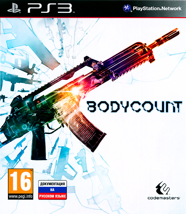 Bodycount (PS3) цены онлайн