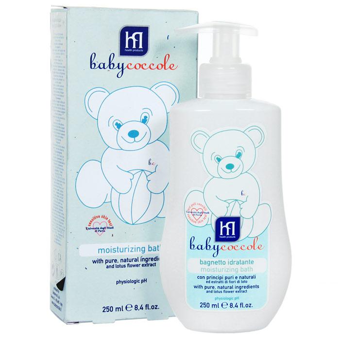 """Пена для ванны """"Babycoccole. The Bath"""", увлажняющая, 250 мл"""