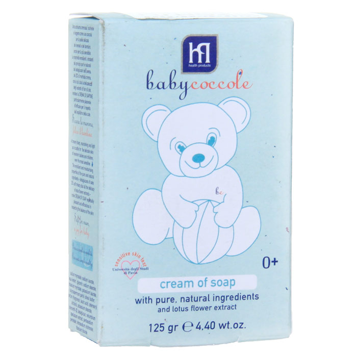 "Крем-мыло ""Babycoccole. The Bath"", 125 г"
