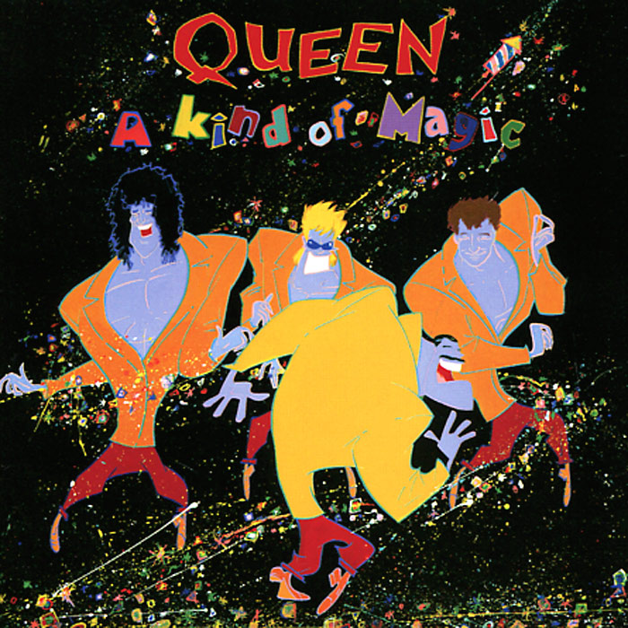 Queen Queen. A Kind Of Magic. Deluxe Edition (2 CD) my kind of music cool yule 2 cd