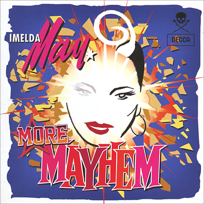 Имелда Мэй Imelda May. More Mayhem