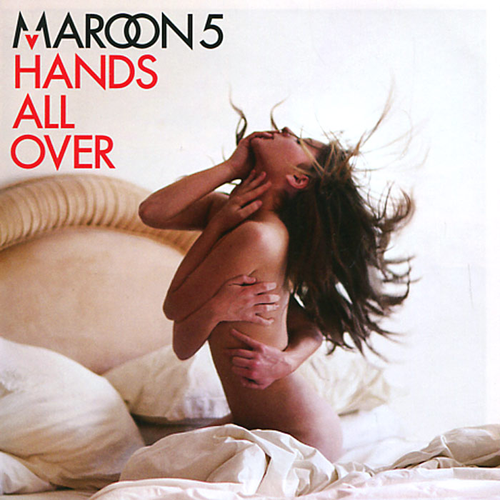 Maroon 5 5. Hands All Over