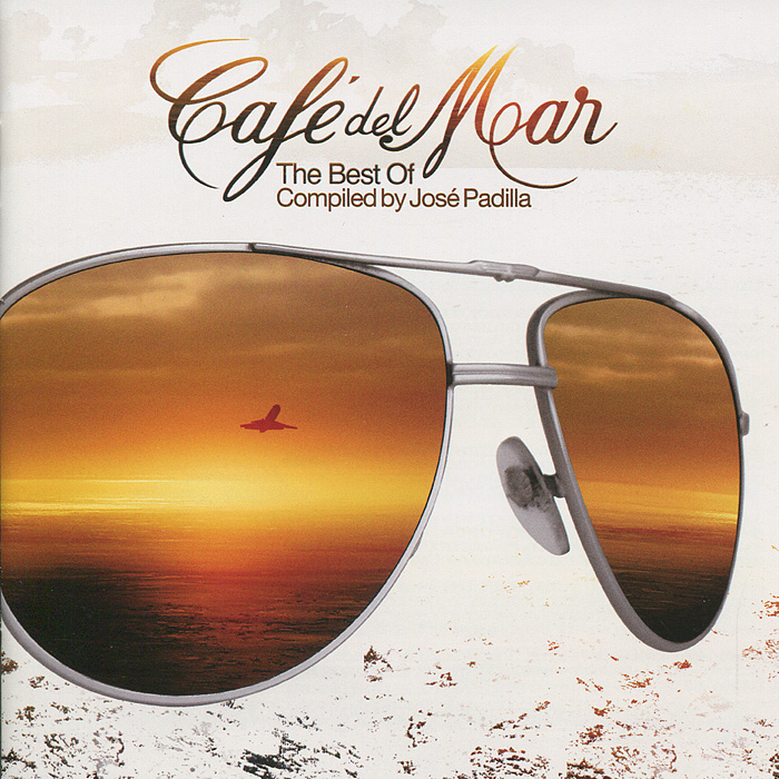 Cafe Del Mar. Best Of Compiled By Jose Padilla (2 CD) lacywear s 2 mar page 2
