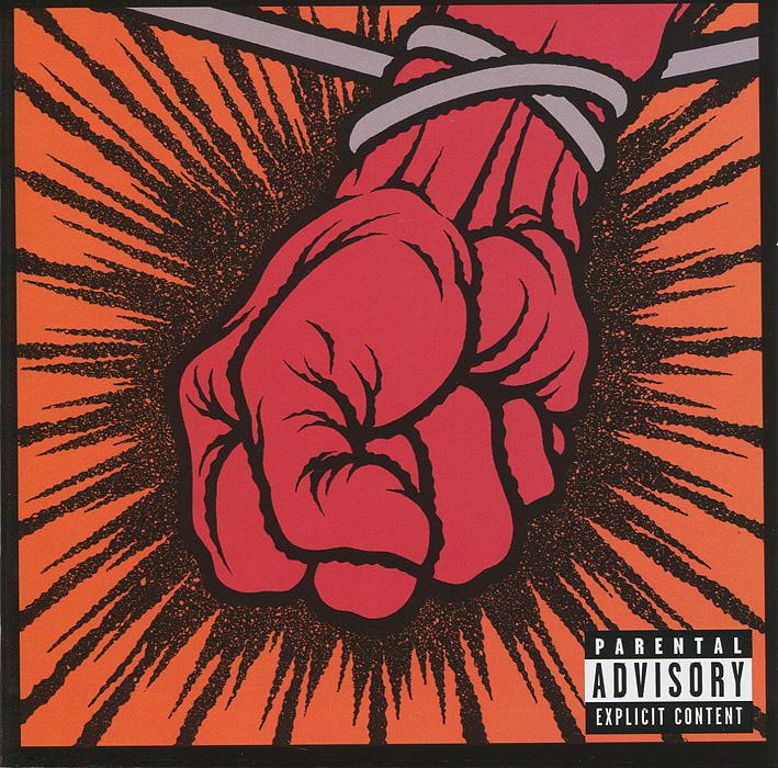 Metallica Metallica. St. Anger metallica garage inc