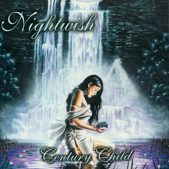 Nightwish Nightwish. Century Child. Collector's Edition nightwish manchester