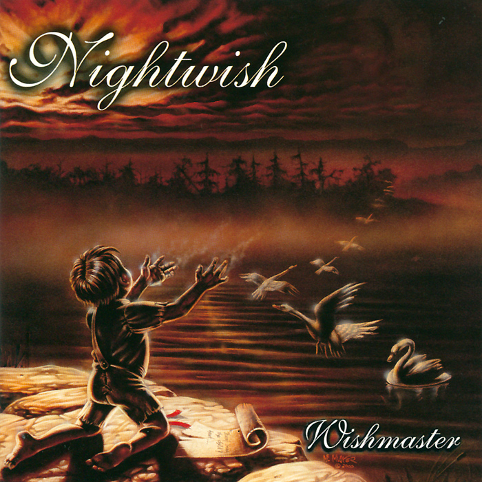 Nightwish Nightwish. Wishmaster nightwish nightwish wishmaster