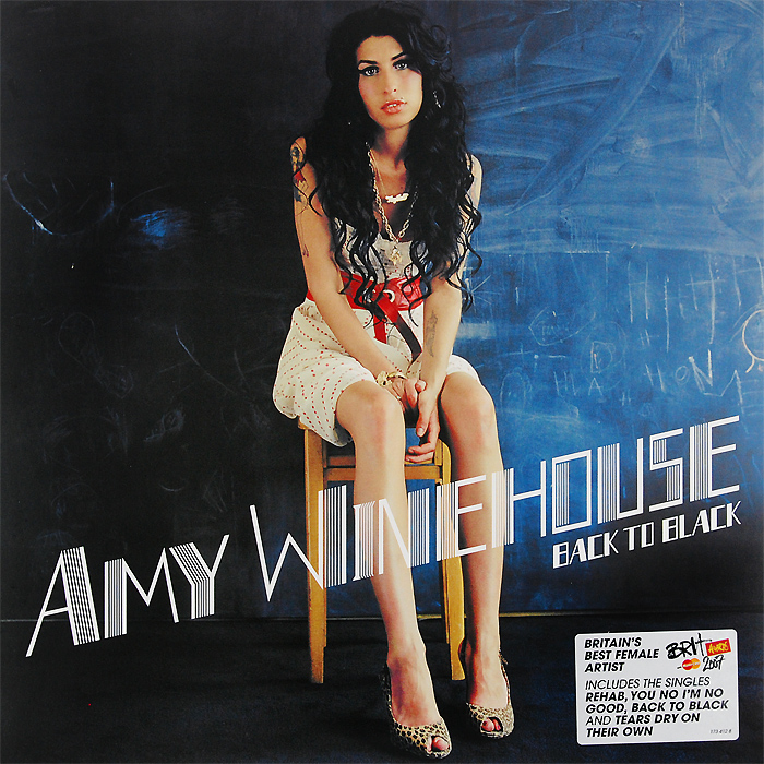 Amy Winehouse. Back To Black (LP) amy winehouse amy winehouse back to black eu