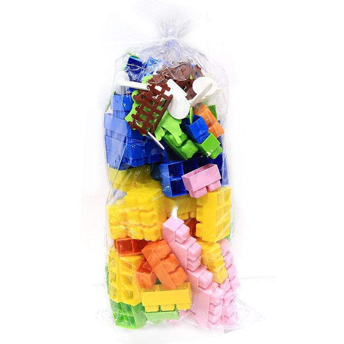 """Конструктор """"Малютка"""", 94 элемента, цвет в ассортименте"""