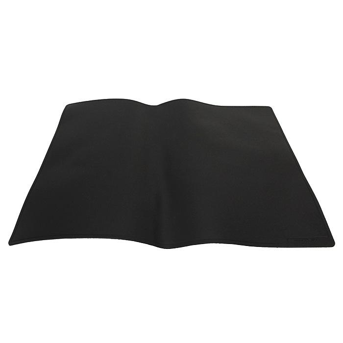 Настольная подкладка-коврик для письма  Durable , цвет: черный