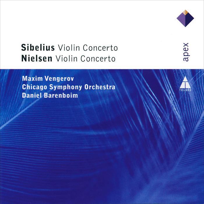 все цены на Дэниэл Баренбойм,Максим Венгеров,Chicago Symphony Orchestra Nielsen / Sibelius. Violin Concertos онлайн