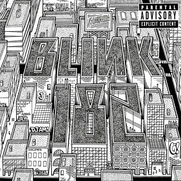 Blink 182 Blink-182. Neighborhoods брюки мужские oodji basic цвет черный 2b200015m 21822n 2900n размер 44 182 52 182