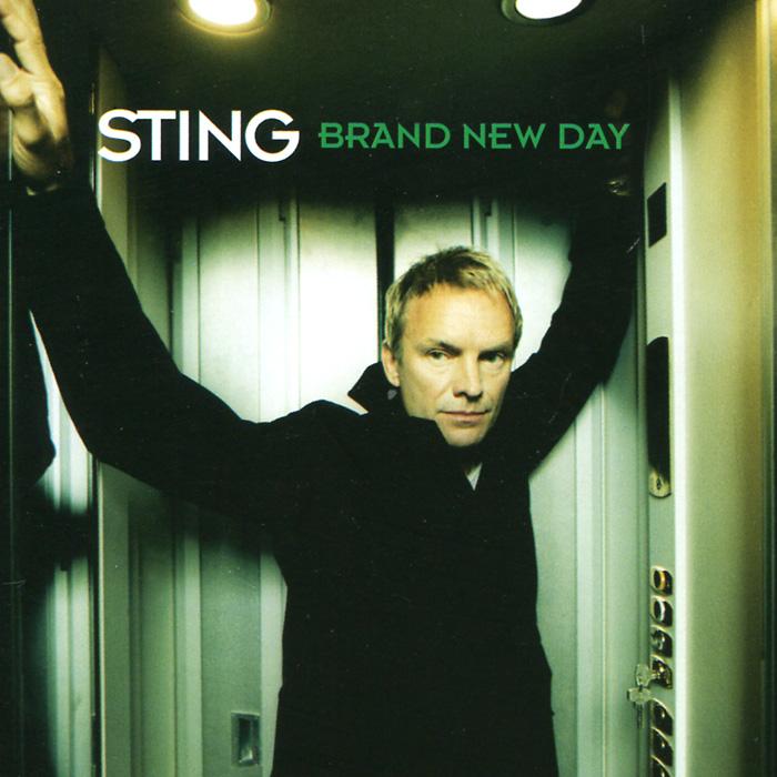 Стинг Sting. Brand New Day стинг sting the soul cages