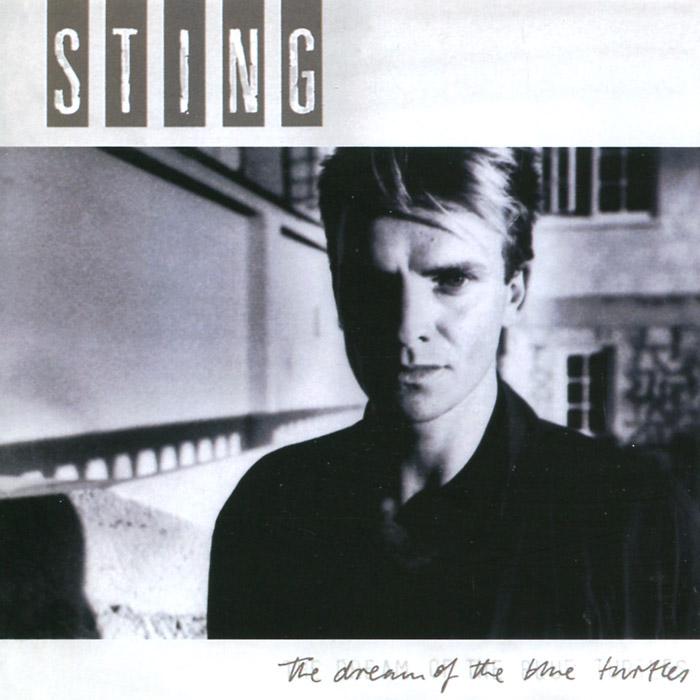 Стинг Sting. The Dream Of The Blue Turtles стинг sting the soul cages