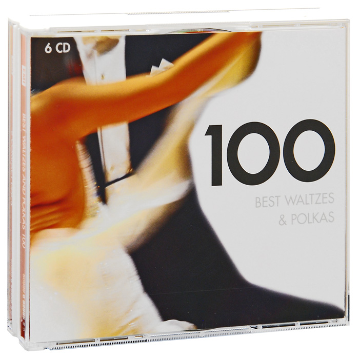 Best Waltzes And Polkas 100 (6 CD) best karajan 100 6 cd