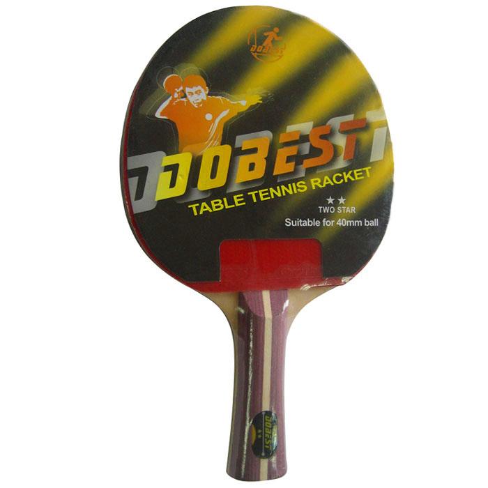 Ракетка для настольного тенниса Dobest. 2 Star ракетка для настольного тенниса dobest 2 star