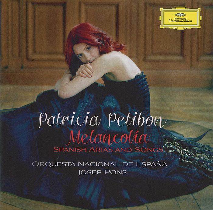 Патрисия Петибон,The Orquesta Nacional De Espana,Джосэп Понс Patricia Petibon, Orquesta Nacional De Espana, Josep Pons. Melancolia цена и фото