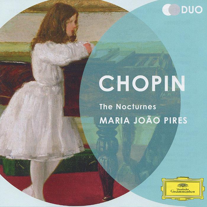 Мария Пирес Maria Joao Pires. Chopin. The Nocturnes (2 CD) мария пирес рикардо кастро павел гомзяков maria joao pires complete solo recordings 20 cd