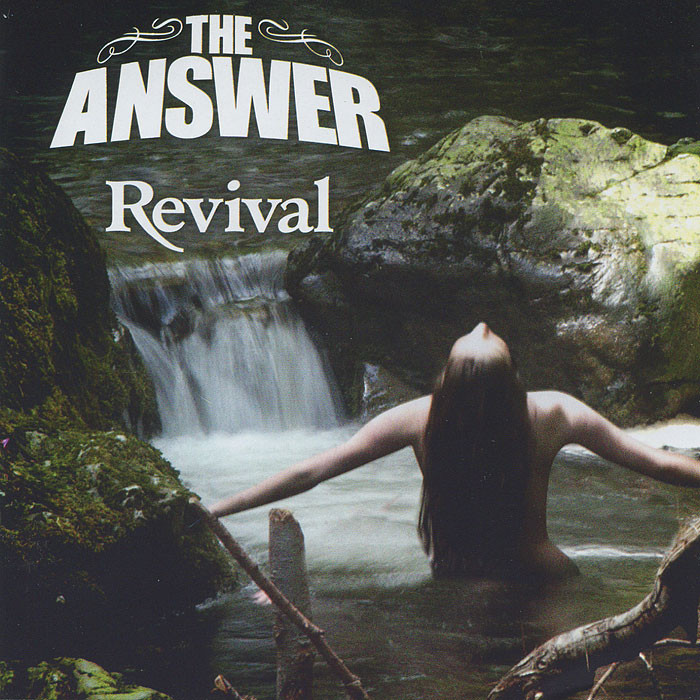 The Answer The Answer. Revival. Limited Edition (2 CD) the answer the answer revival