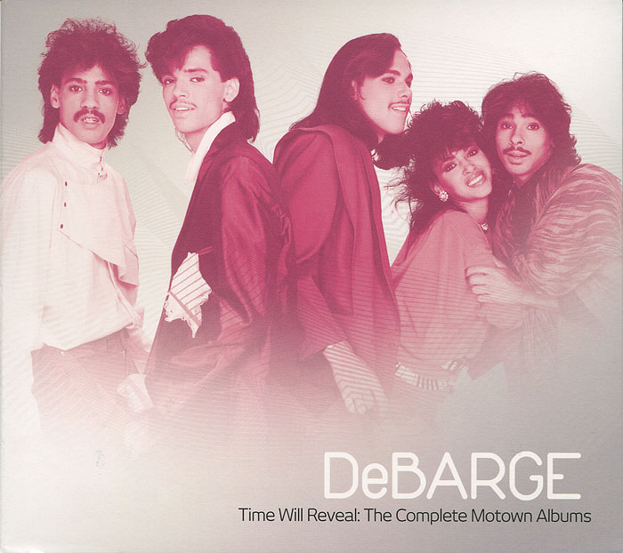 цена на DeBarge DeBarge. Time Will Reveal: The Complete Motown Albums. Limited Edition (3 CD)