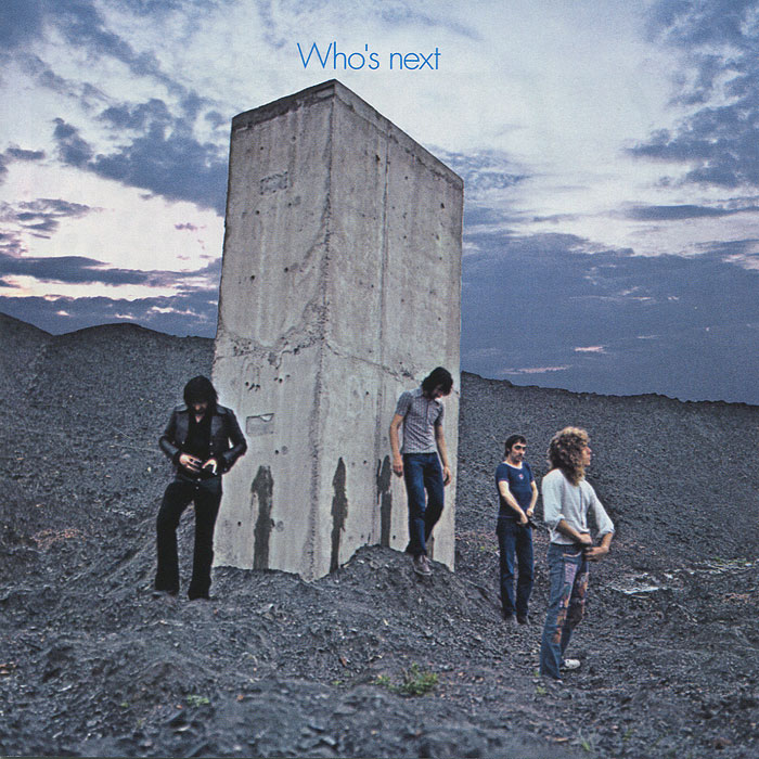 Фото - The Who The Who. Who's Next. Deluxe Edition (2 CD) cd led zeppelin ii deluxe edition