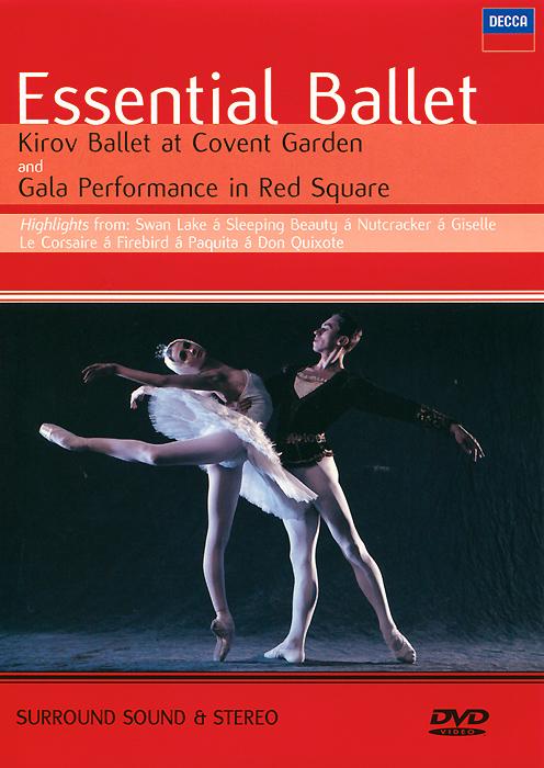 Essential Ballet: Kirov Ballet marius the epicurean