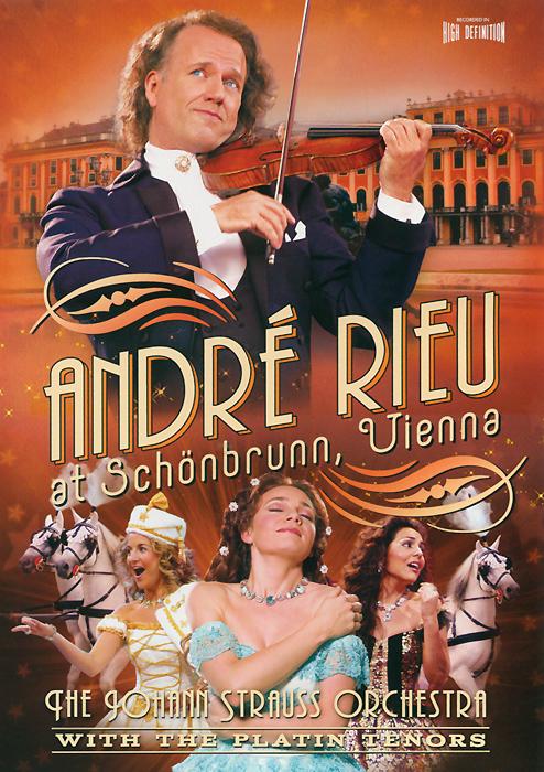 Andre Rieu: Rieu At Schonbrunn, Vienna