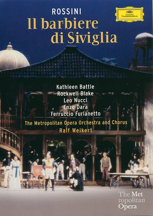 Rossini, Ralf Weikert: Il Barbiere Di Siviglia (2 DVD) gioacchino rossini claudio abbado il barbiere di siviglia