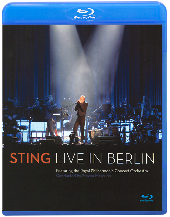 Sting: Live In Berlin (Blu-ray) the police every breath you take