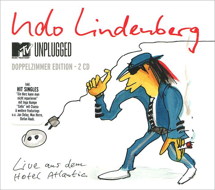 лучшая цена Удо Линдерберг Udo Lindenberg. Live Aus Dem Hotel Atlantic (2 CD)