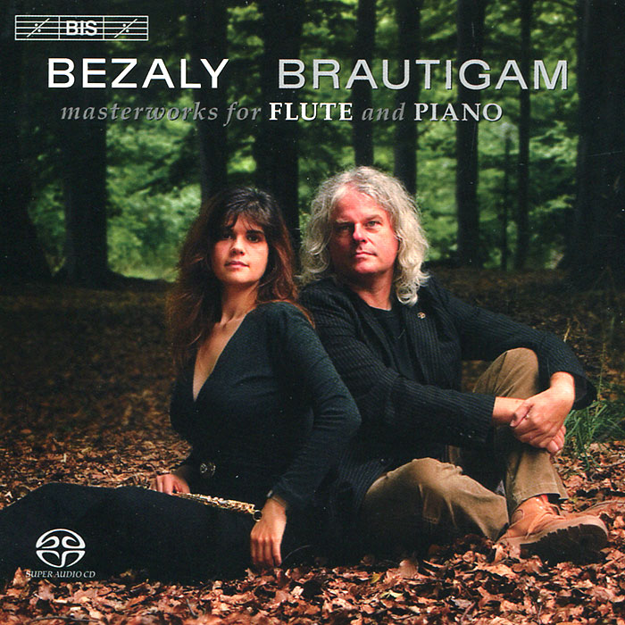 Шэрон Бизали,Роналд Броутайджем Sharon Bezaly. Ronald Brautigam. Masterworks For Flute And Piano (SACD) bresser зрительная труба bresser national geographic 20 60x60