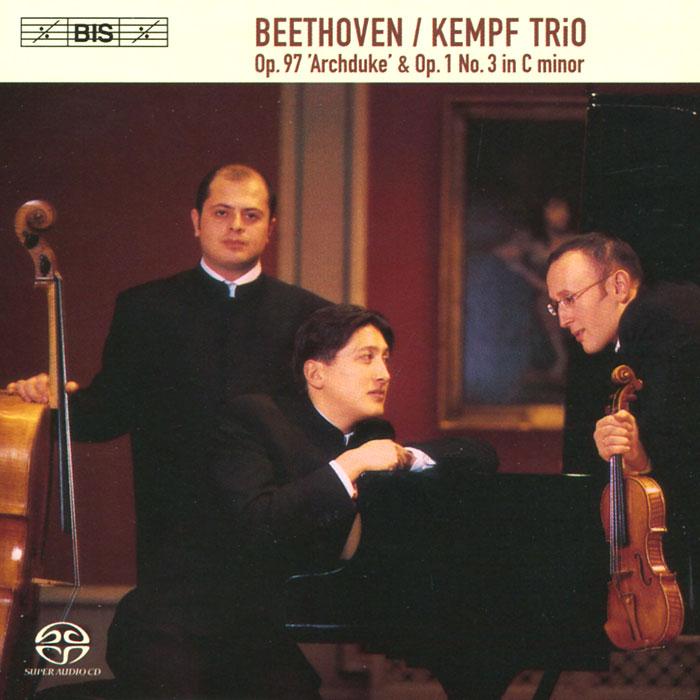 цена на Фредди Кемпф,Перри Бенсейд Kempf Trio. Beethoven. Piano Trios (SACD)