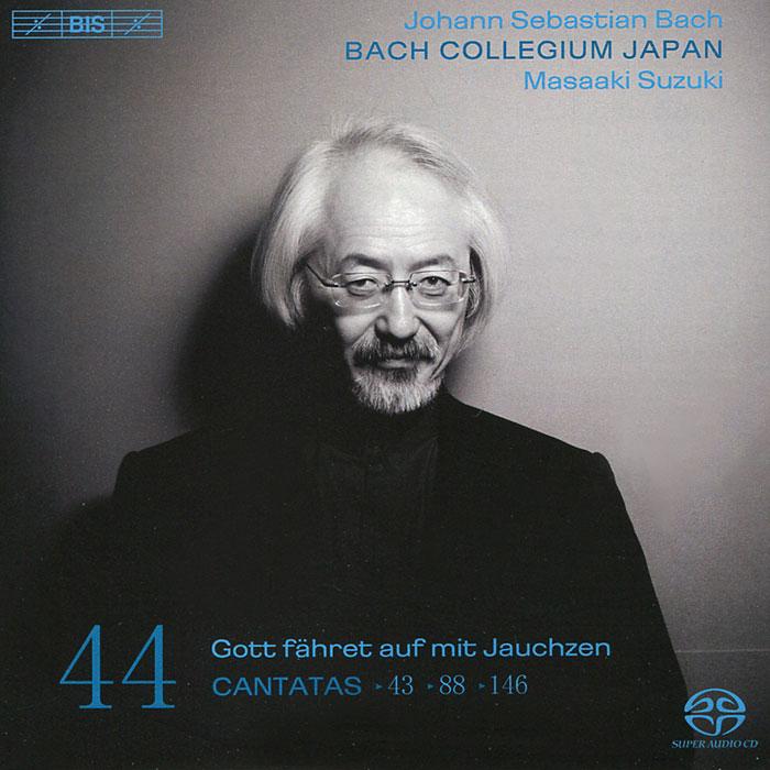 Масааки Сузуки,Bach Collegium Japan Chorus & Orchestra,Рэйчел Николс,Робин Блазе,Герд Тюрк Bach Collegium Japan, Masaaki Suzuki. Bach. Cantatas 44 (SACD)