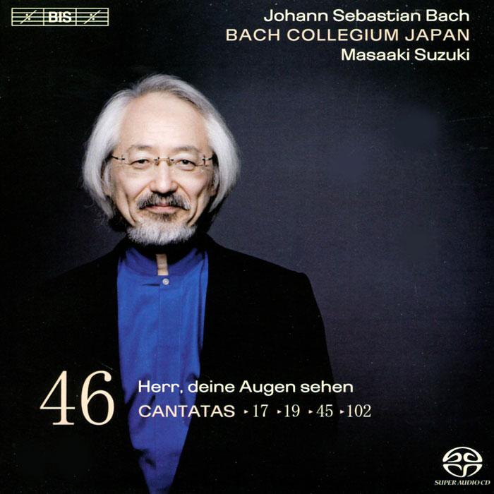 Bach Collegium Japan Chorus & Orchestra,Масааки Сузуки,Хана Блазикова,Робин Блазе,Герд Тюрк,Питер Кооу Bach Collegium Japan, Masaaki Suzuki. Bach. Cantatas 46 (SACD)