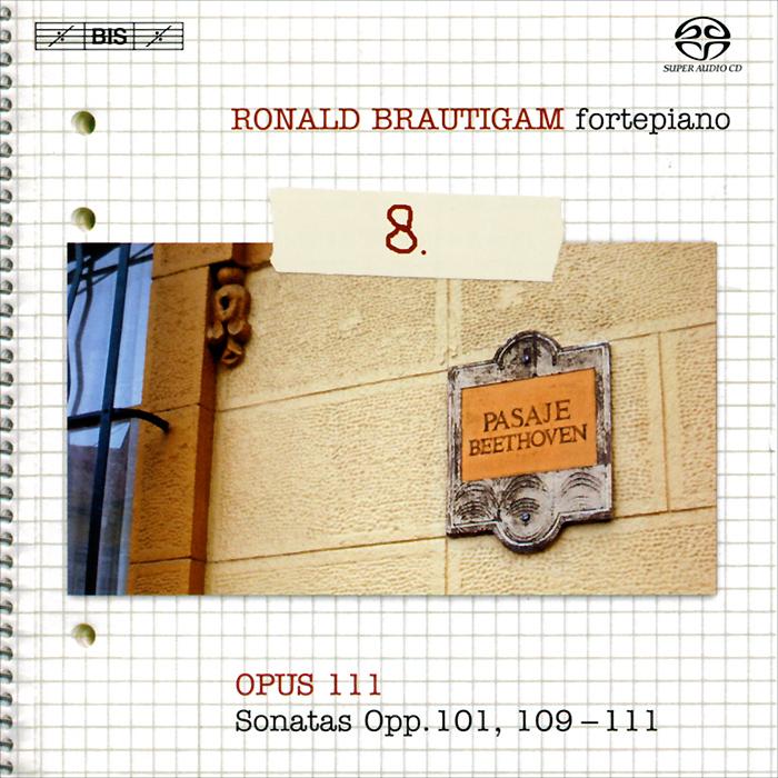 Роналд Броутайджем Ronald Brautigam. Beethoven. Complete Works For Solo Piano 8 (SACD) шэрон бизали роналд броутайджем sharon bezaly ronald brautigam masterworks for flute and piano sacd