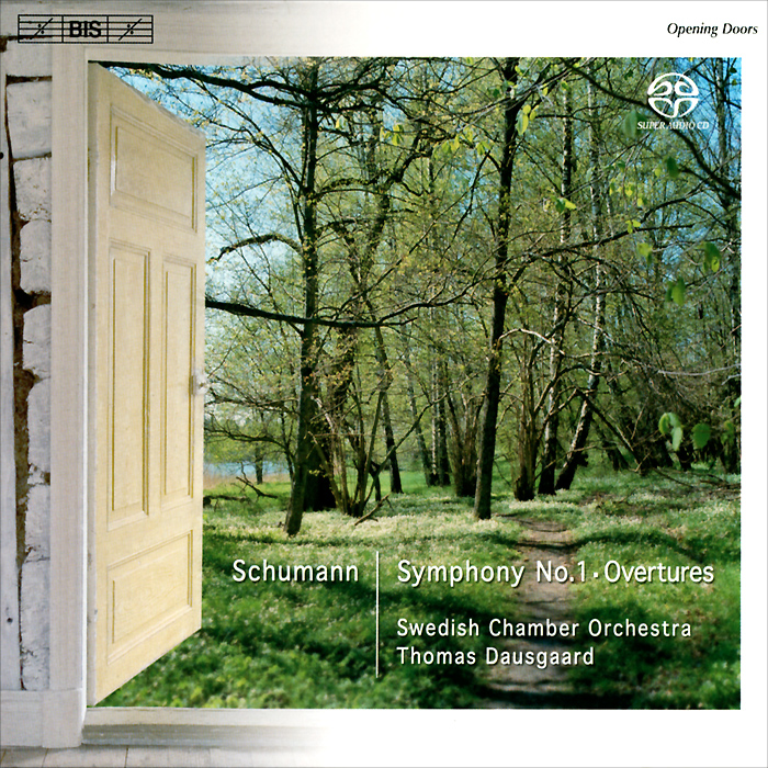 Swedish Chamber Orchestra,Томас Даусгард Swedish Chamber Orchestra. Thomas Dausgaard. Schumann. Symphony No. 1 Etc. (SACD) estonian national symphony orchestra лаури вайнма ostrobothnian chamber orchestra марика ярви tallinn chamber orchestra eduard tubin music for strings concertino concerto for flute