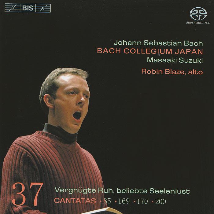 Bach Collegium Japan Chorus & Orchestra,Масааки Сузуки,Робин Блазе Bach Collegium Japan, Masaaki Suzuki. Bach. Cantatas 37 (SACD)