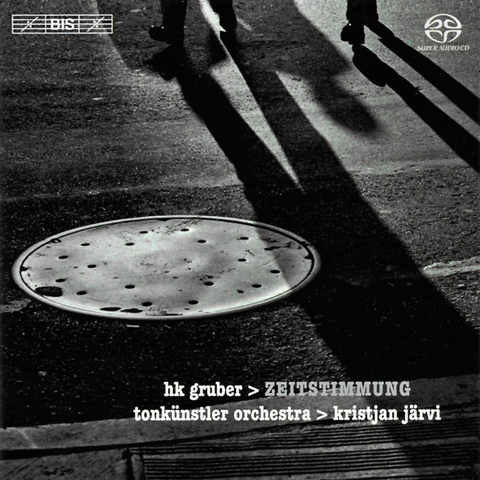 Tonkunstler Orchestra,Кристьян Ярви,Мартин Грубингер,Грубер Х. К. Gruber. Zeitstimmung (SACD) стоимость