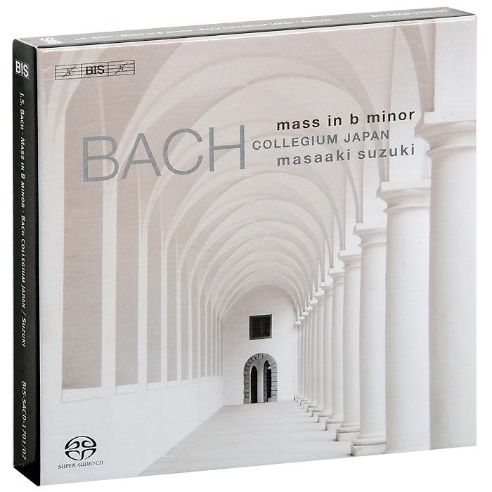 Bach Collegium Japan Chorus & Orchestra,Масааки Сузуки,Кэролин Сэмпсон,Рэйчел Николс,Робин Блазе,Герд Тюрк,Питер Кооу Bach Collegium Japan, Masaaki Suzuki. Bach. Mass In B Minor (2 SACD)