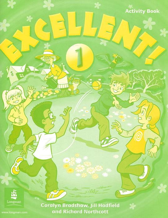 цена на Excellent: Activity Book: Level 1