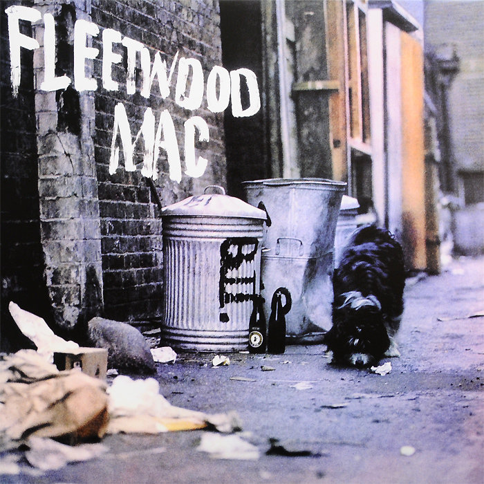 Fleetwood Mac Fleetwood Mac. Peter Green's Fleetwood Mac (LP) fleetwood mac fleetwood mac hey baby 180 gr