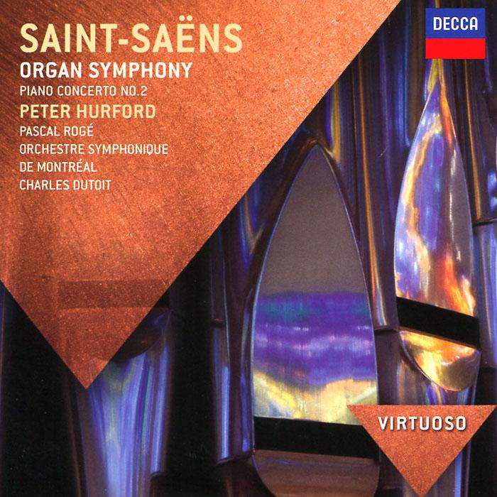 Saint-Saens. Symphony No. 3 Organ p gouin organ symphony no 3 op 13 no 3