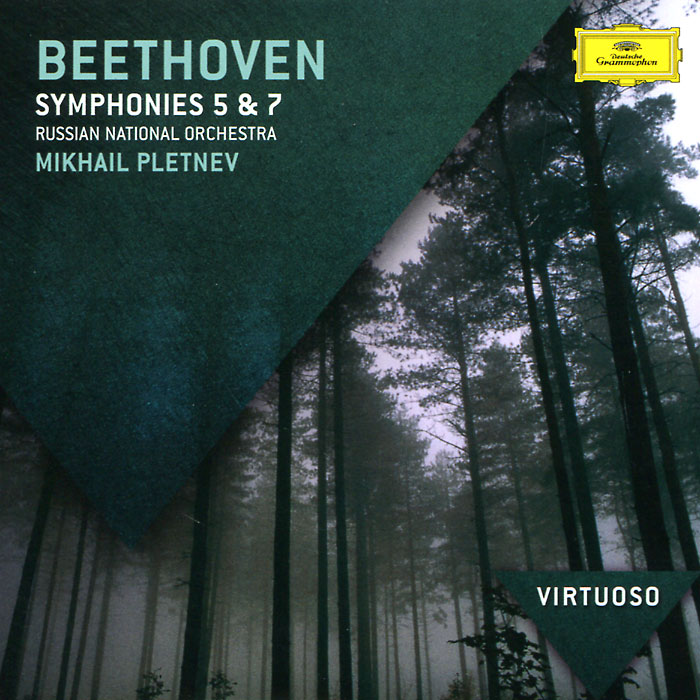 Михаил Плетнев,Русский национальный оркестр Beethoven. Symphonies Nos.5 & 7 михаил плетнев том 4