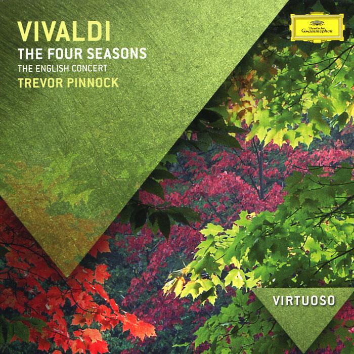 Vivaldi. The Four Seasons vivaldi vivalditrevor pinnock the four seasons