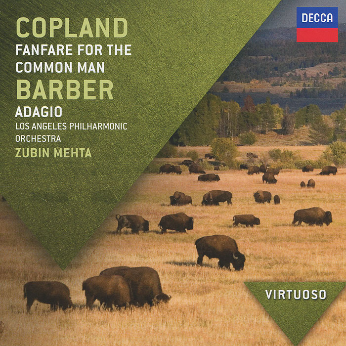 Copland. Fanfare For The Common Man diana copland david renewed
