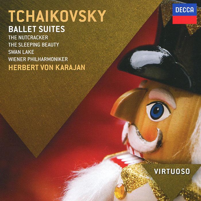 Герберт Караян,Wiener Philharmoniker Herbert Von Karajan. Tchaikovsky. Ballet Suites стоимость