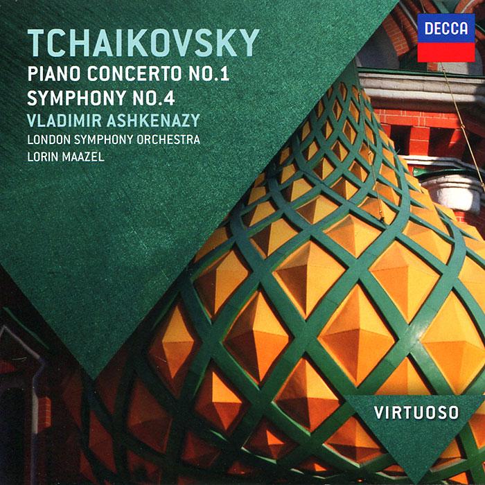 где купить Владимир Ашкенази Vladimir Ashkenazy. Tchaikovsky. Piano Concerto No. 1 по лучшей цене