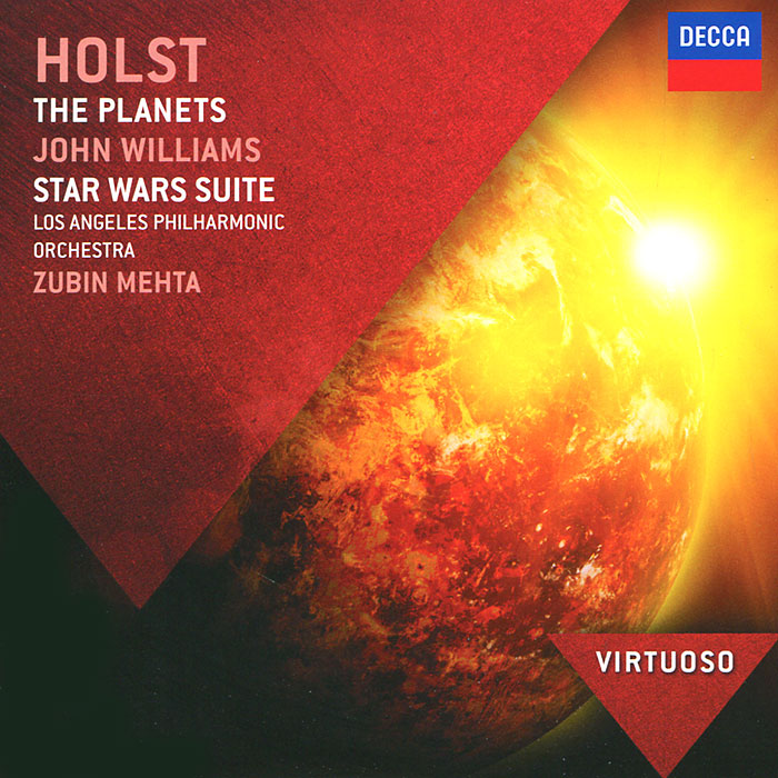 three the los Los Angeles Master Chorale,Los Angeles Philharmonic Orchestra,Зубин Мета Zubin Mehta. Holst. The Planets
