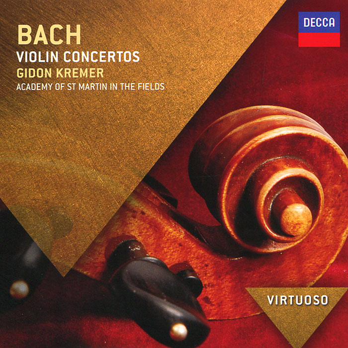 цена на Гидон Кремер Gidon Kremer. Bach. Violin Concertos