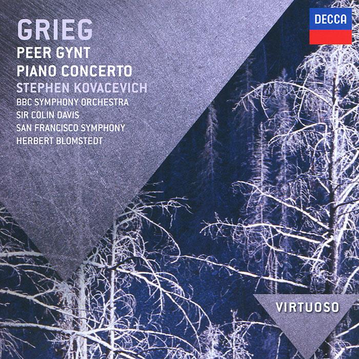 цена на Herbert Blomstedt. Grieg. Peer Gynt. Piano Concerto
