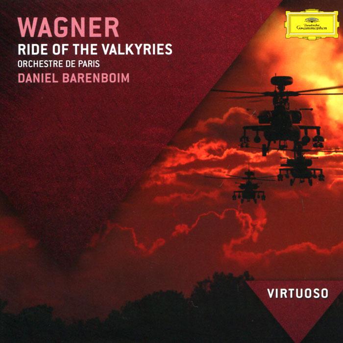 Ален Денис,Orchestre De Paris,Дэниэл Баренбойм Daniel Barenboim. Wagner. The Ride Of The Valkyries стоимость
